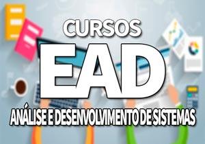 Cursos EAD Análise e Desenvolvimento de Sistemas 2019